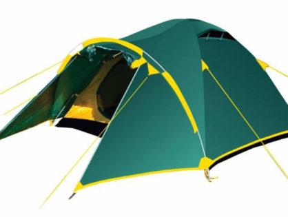 Прокат3-х местной палатки  Lair 3 Tramp