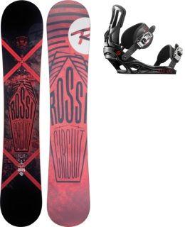 Сноуборд+крепления Rossignol