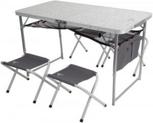 Прокат туристического стола со стульями